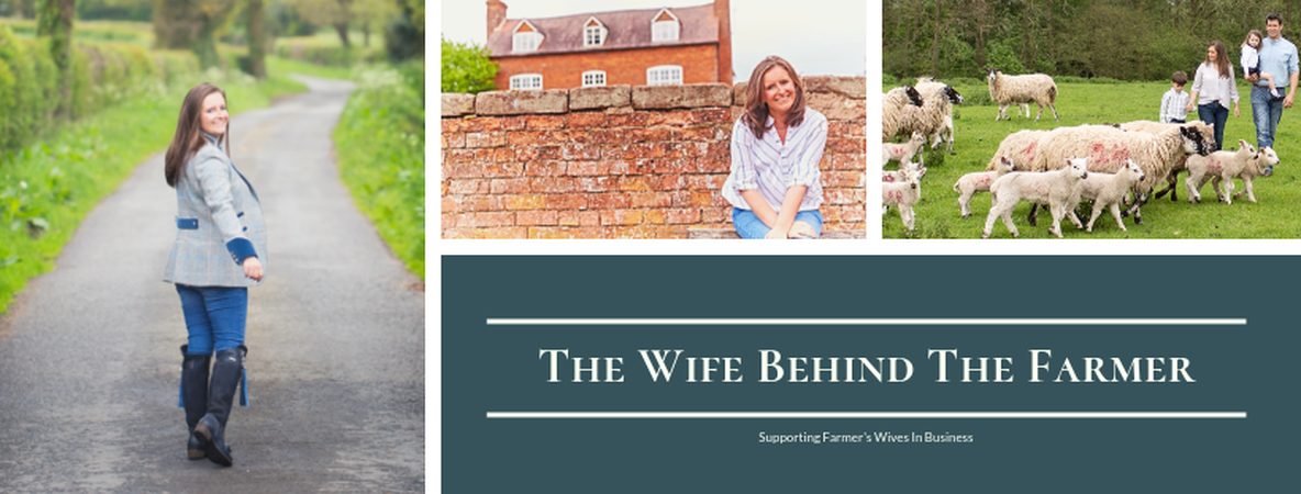 The Wife Behind The Farmer...